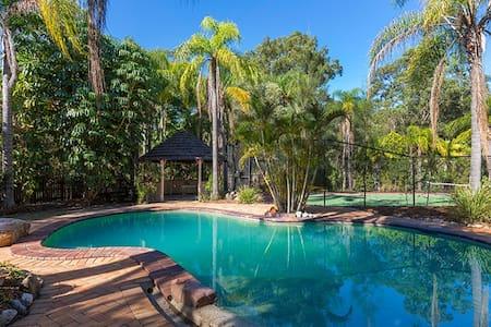 Retreat Style Room close to Brisbane & GoldCoast - Springwood - 獨棟