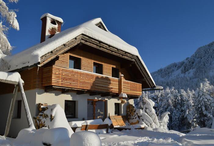 Brandnerhütte - Turracher Höhe 61