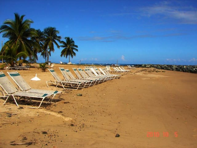 Quiet Beach-villa by Embassy Suites - Dorado - Apartament