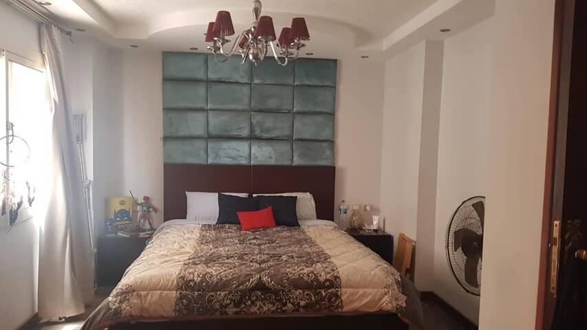 Cozy appartment in Katameya