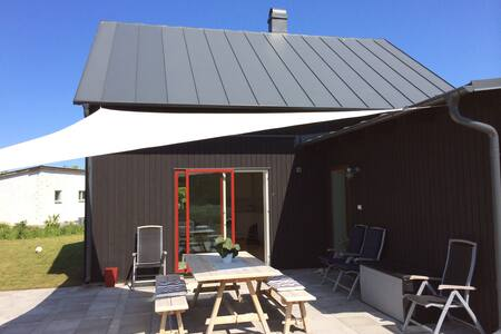 Modernt hus vid Tofta Strand - Gotlands Tofta - 단독주택