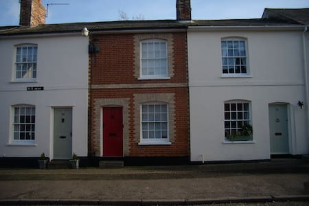 Terraced Period 2 bedroom cottage - Lavenham - Hus
