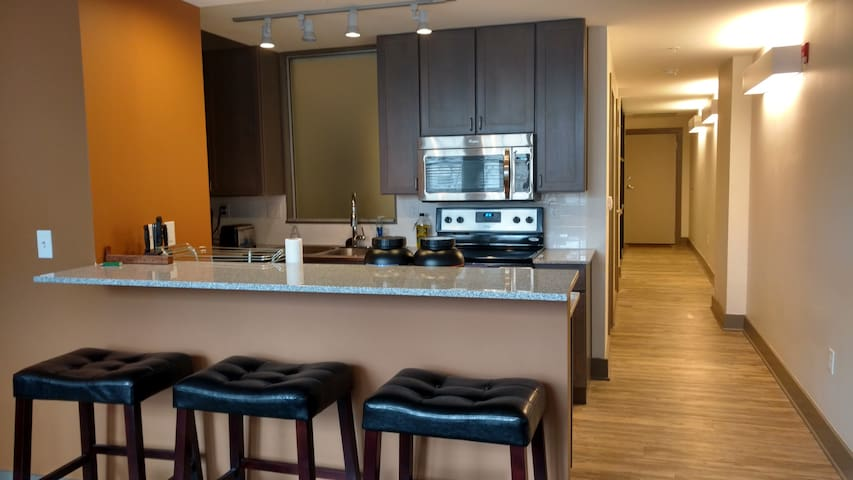 Westport KC Loft 1 bedroom/1 bath - Kansas City - Apartmen