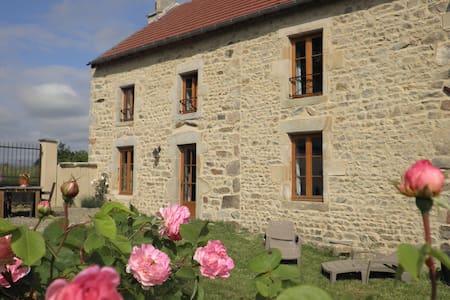 Comfortabel gezellig vakantiehuis - Saint-Priest-des-Champs - Casa
