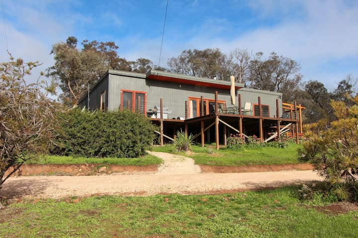 95 Locarno - Bush Haven in Yandoit Near Daylesford - Yandoit - House