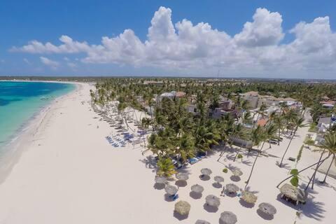 ⭐Ocean view, luxury 3BR, private beach STANZA MARE