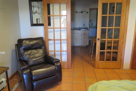 Los Alamos Apartment 1 bdrm washer - Los Alamos - 公寓