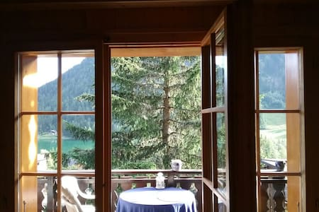 Champex-Lac, 2 rooms in mountain cottage/chalet - Chalet