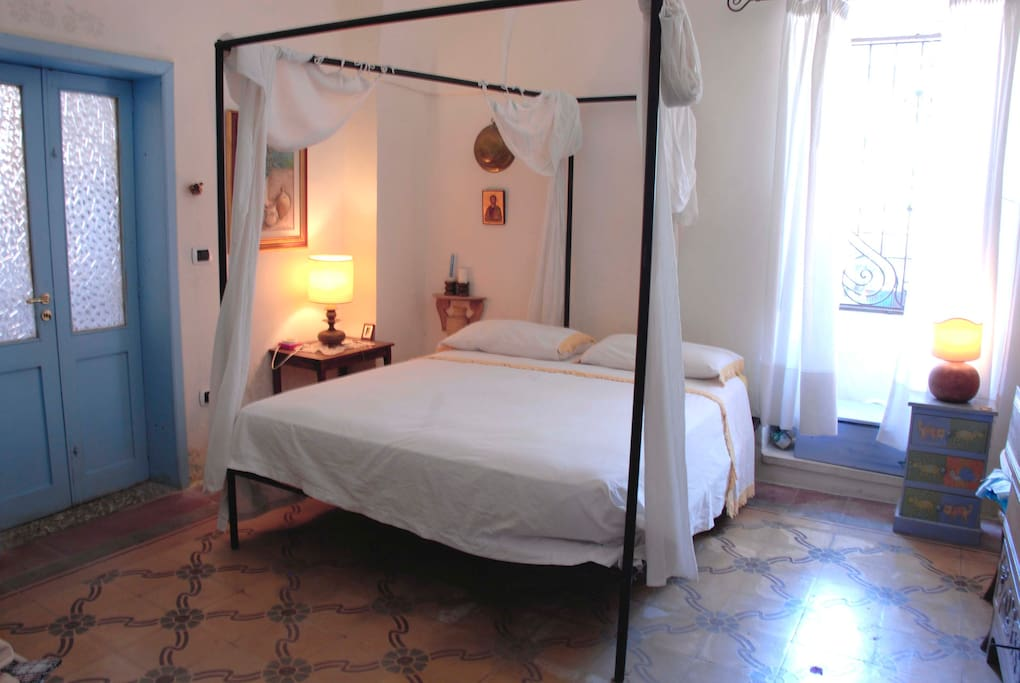 camera da letto - double room