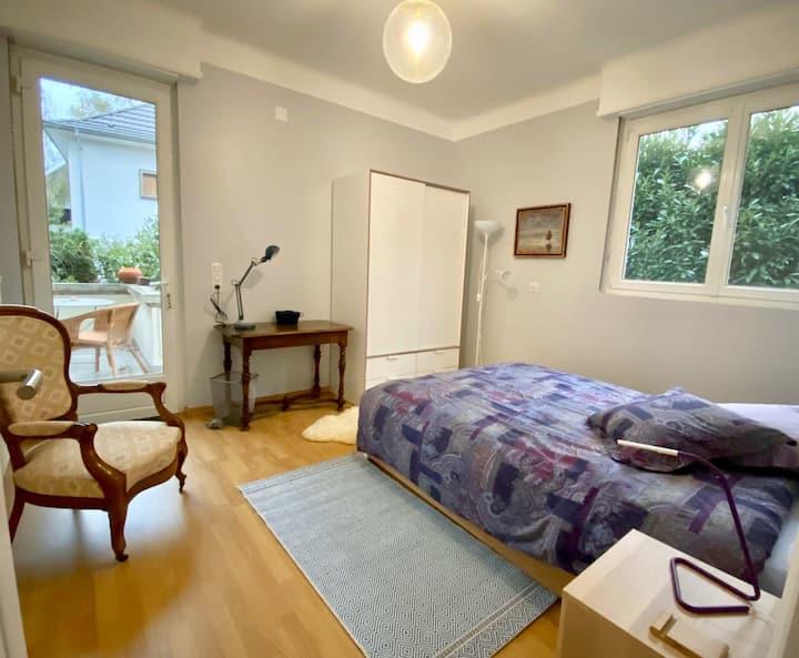 Superbe chambre privée dans maison de maitre