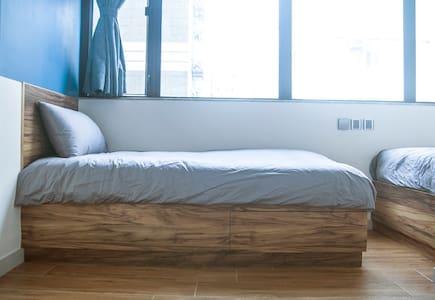 Stylish renovated Twin Rm @ Jordan - Hong Kong - Apartamento
