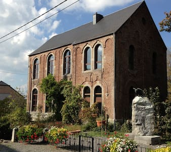 Schooltje in de Ardennen - Beauraing