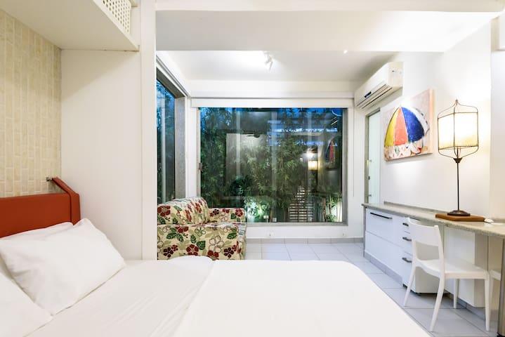 TOP Designer Studio Leblon - Rio de Janeiro - Apartment