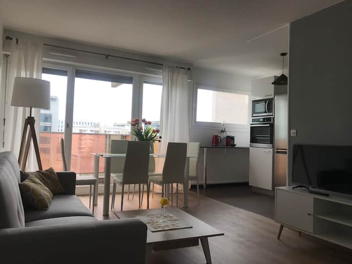 Charmant appartement de 46 m², Porte d'Orléans