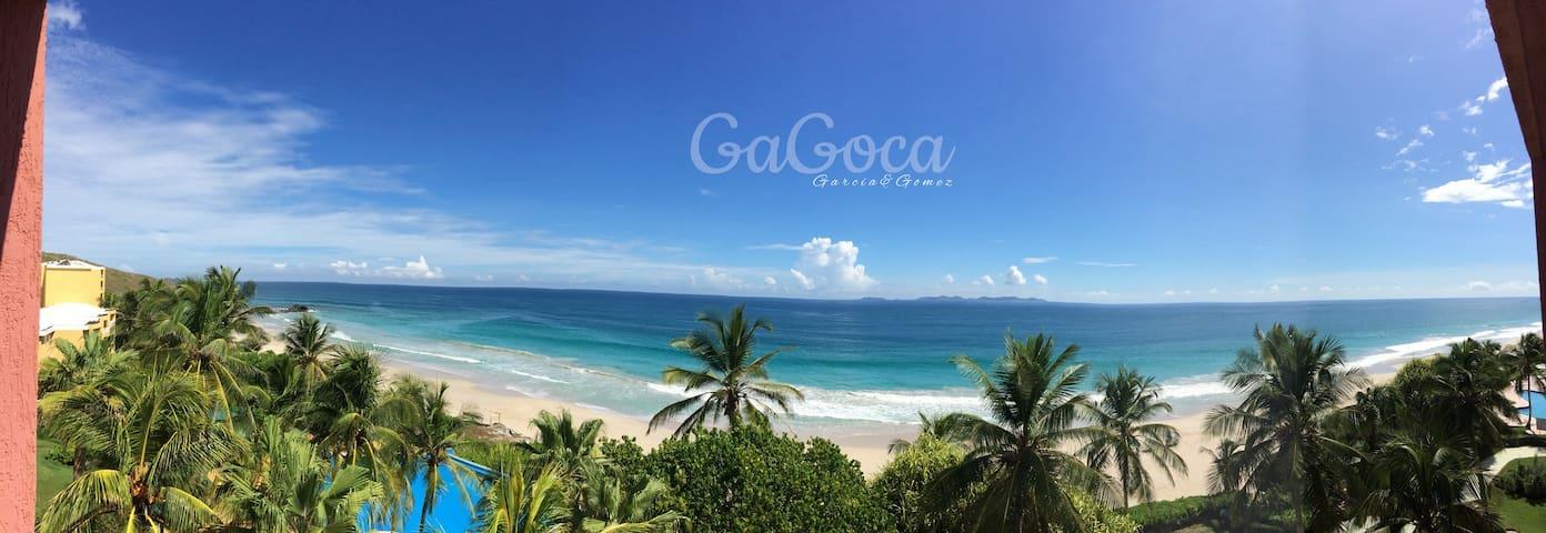 Apartamentos Cimarrón Suites - Playa Parguito