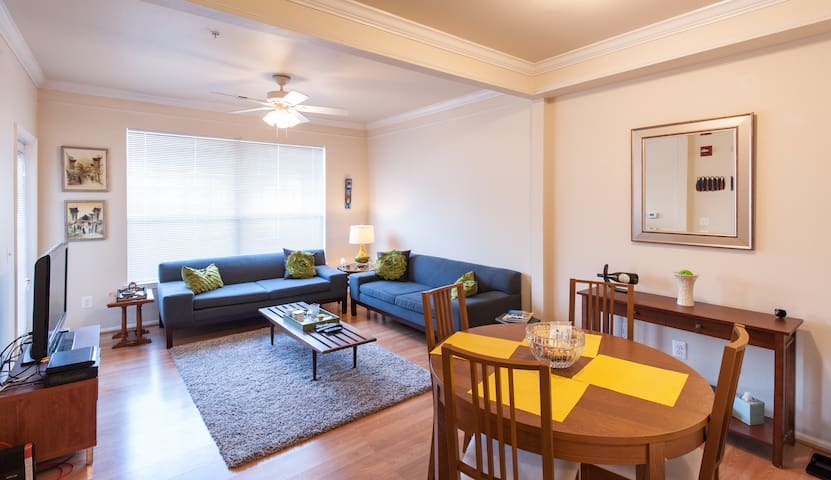 Cute 1 BR, Metro to Tysons & DC - McLean - Apartment