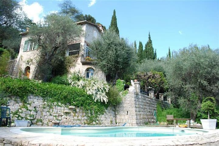 Ground floor villa to rent - Grasse - Grasse - Wohnung