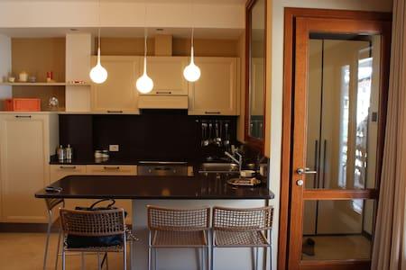NEW apartment nearby ski slopes - Foppolo - 아파트