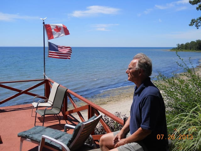 Reebs Bay Seasonal  Vacation Home - Wainfleet