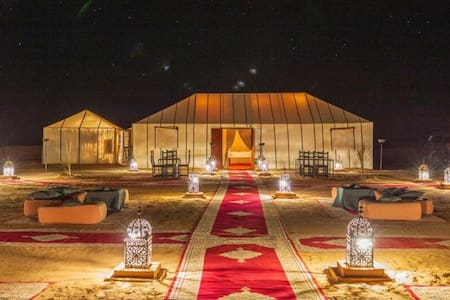 Marrakech désert agafay camp