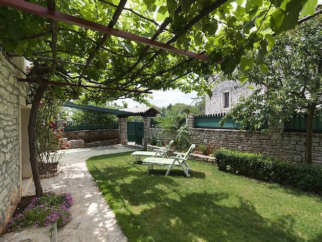 Beautiful Relax House in Istria - Casa Morgani - Kanfanar - Casa