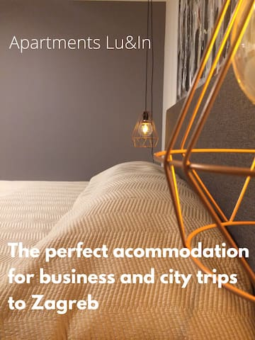 Accomodation for business and city trips