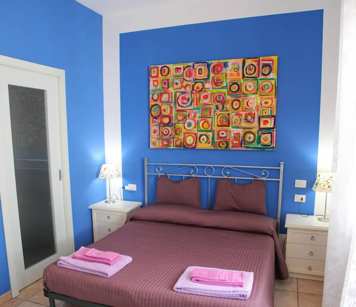 Bed and Breakfast Nubicuculia