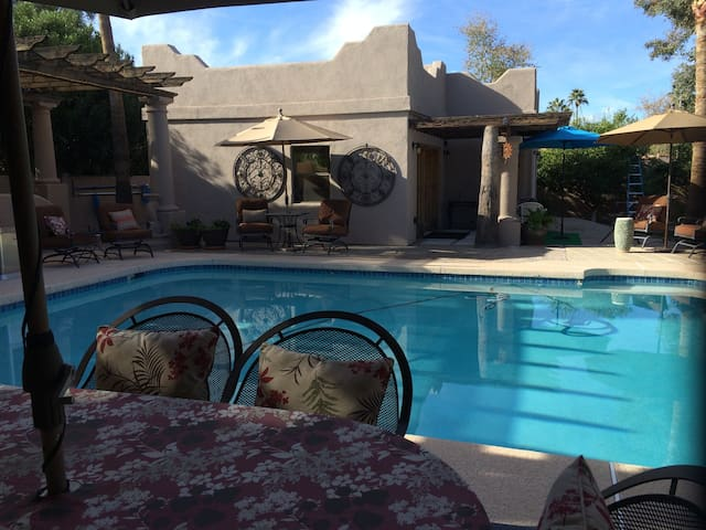 Beautiful and Comfortable Casita - Scottsdale - Villa