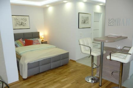 Modernes Einzimmer- Appartment in Büderich - Meerbusch