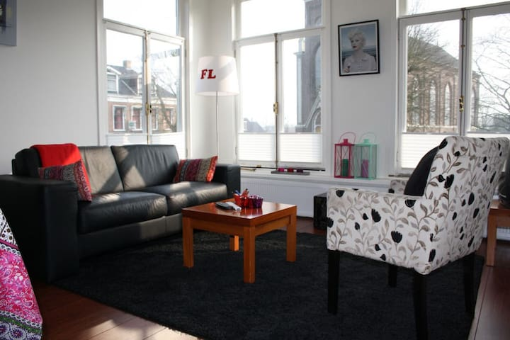 Nice apartment in centre village - Wergea - Huoneisto