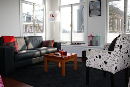 Nice apartment in centre village - Wergea - Lejlighed