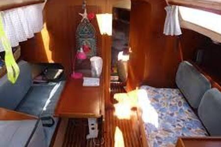 bateau appartement de 9 mètres - Saint mandrier