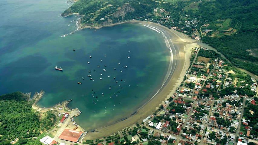 Bahia San Juan del Sur
