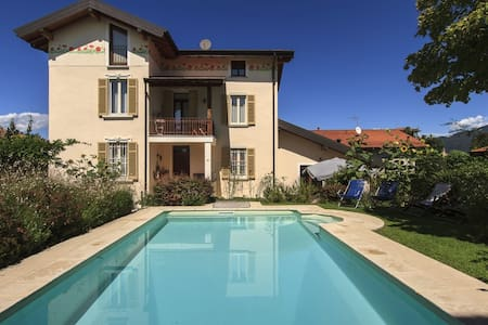 Pleasant home with private pool! - Besozzo
