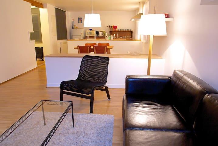Appartement Petite France - 3P 70m2