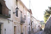 Calle de Benimantell