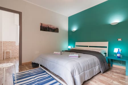 Comfy double room at Country&Beach  - Capoterra