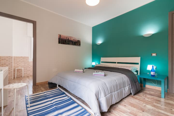 Comfy double room at Country&Beach