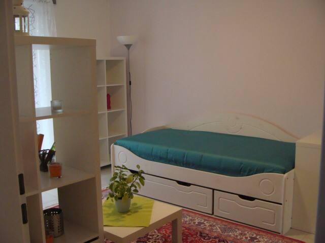 Sehr hell und sonnige Schlafzimmer - Braunschweig - Дом