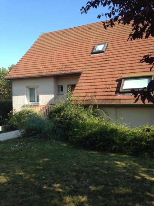 maison individuelle moderne de 4 chambres 224 dijon villas 224 louer 224 dijon bourgogne franche