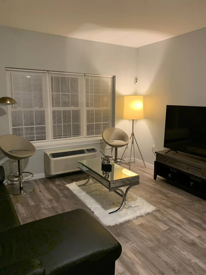 Apartment 27 minutes from New York, In Paterson NJ