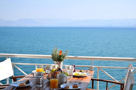 Holiday Sea View Apartment, Kiveri, near Nafplion - Kiveri