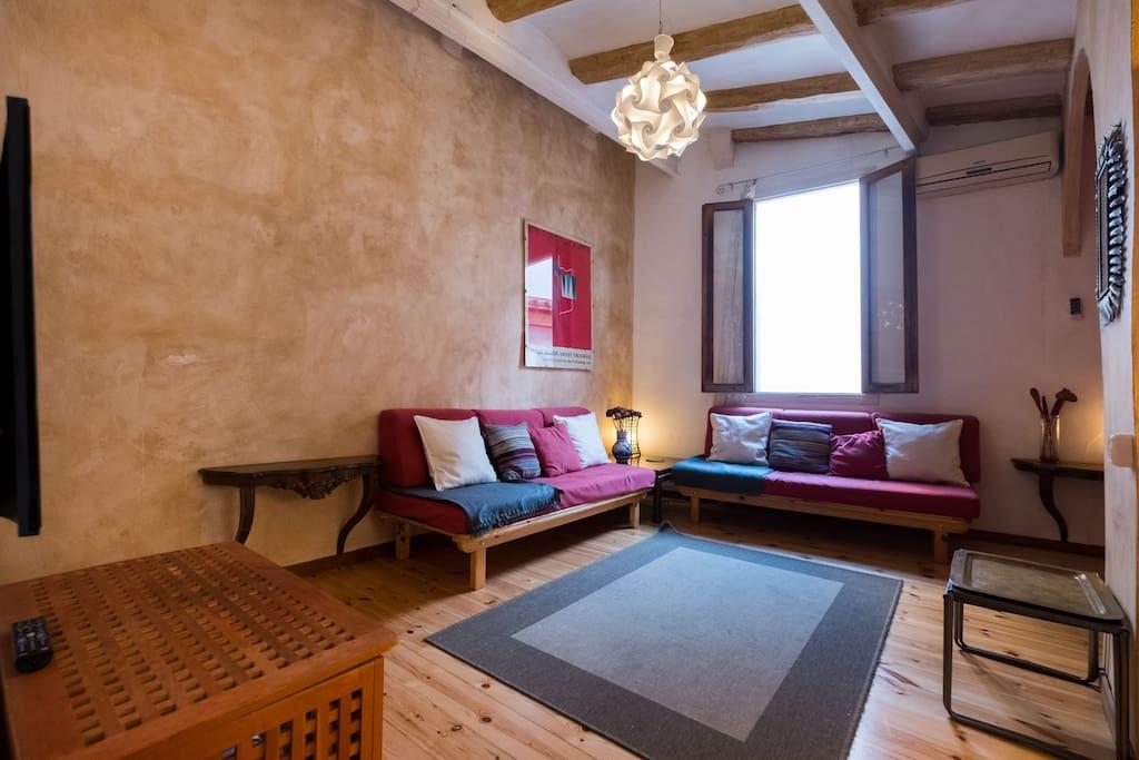 D plex centro barcelona terraza apartamentos en alquiler - Duplex barcelona alquiler ...