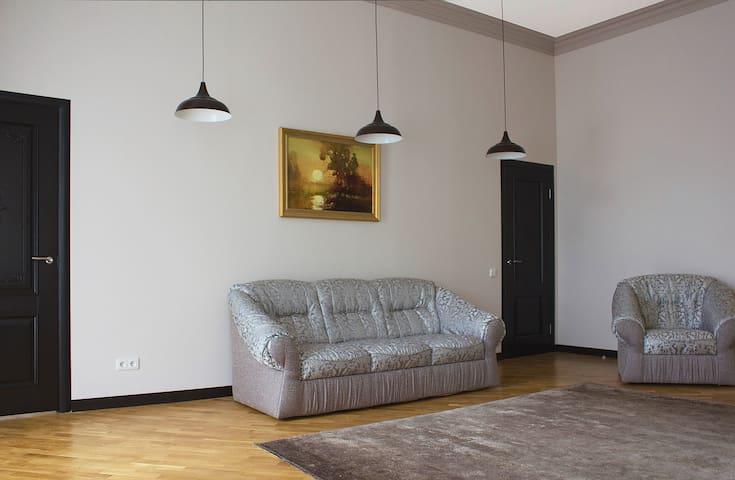 Уютная квартира в центре города - Київ - Íbúð