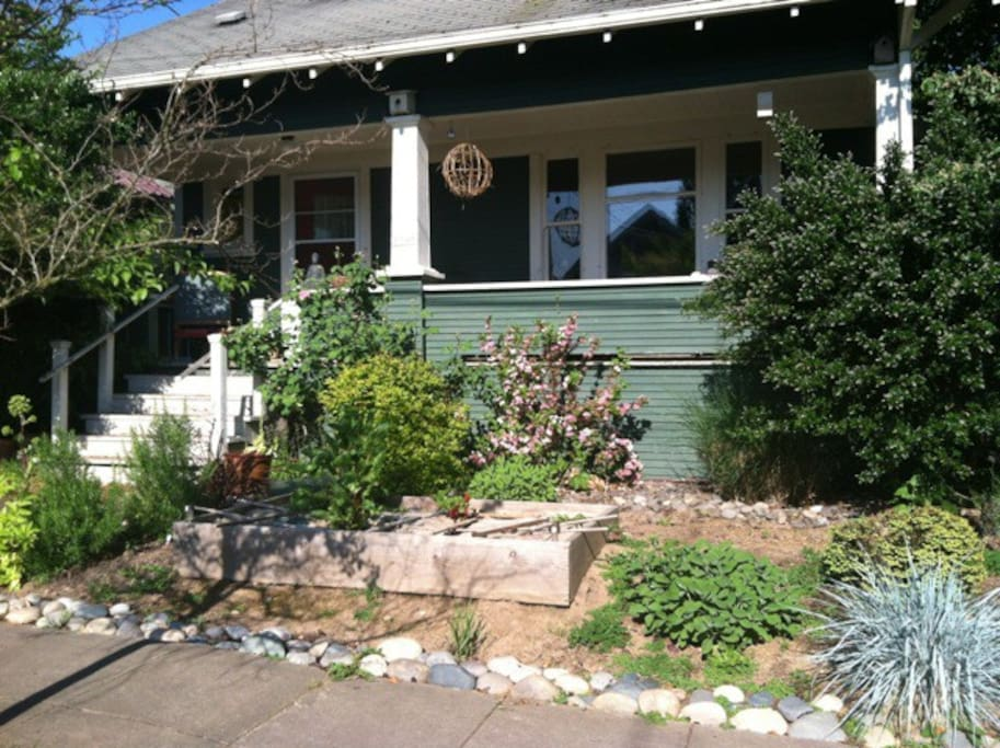 Classic Portland Craftsman Home built in 1921