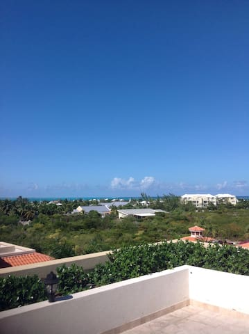 Ocean View Studio at La Vista Azul - Caicos Islands - Huoneisto