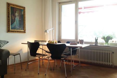 Schöne Wohnung im Dobbenviertel - Apartment
