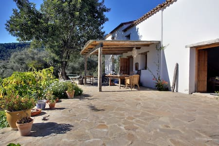 Beautiful farmhouse in river valley - Gaucín