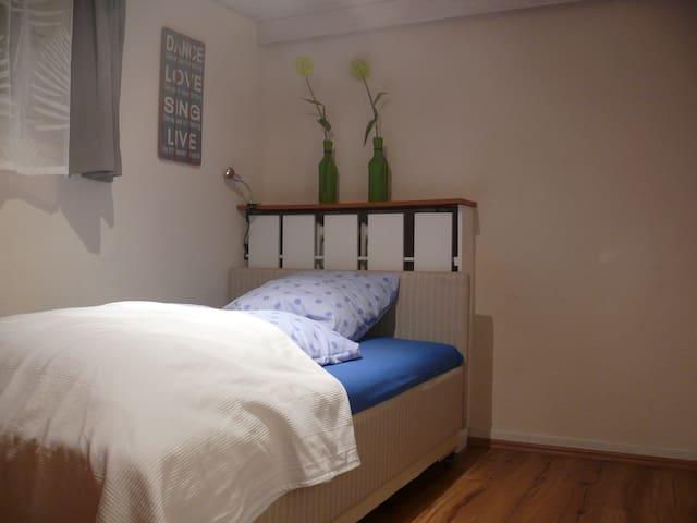 Gästezimmer mit eigenem Eingang