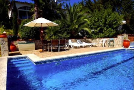 Casa en Pals con piscina privada. - Els Masos de Pals